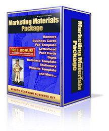 Marketing Materials Package